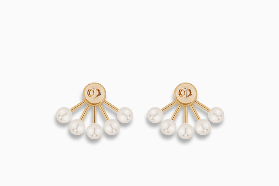 """Picture of """"La Petite Tribale"""" earrings by Christian Dior"""