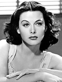 Picture of actress and inventor Hedy Lamarr