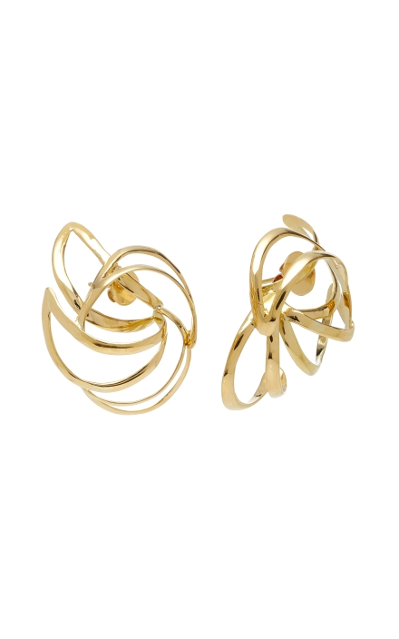 Picture of Ana Khouri Gold Martha earrings
