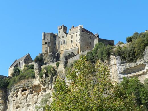 Picture of Château de Beynac near Beynac, France