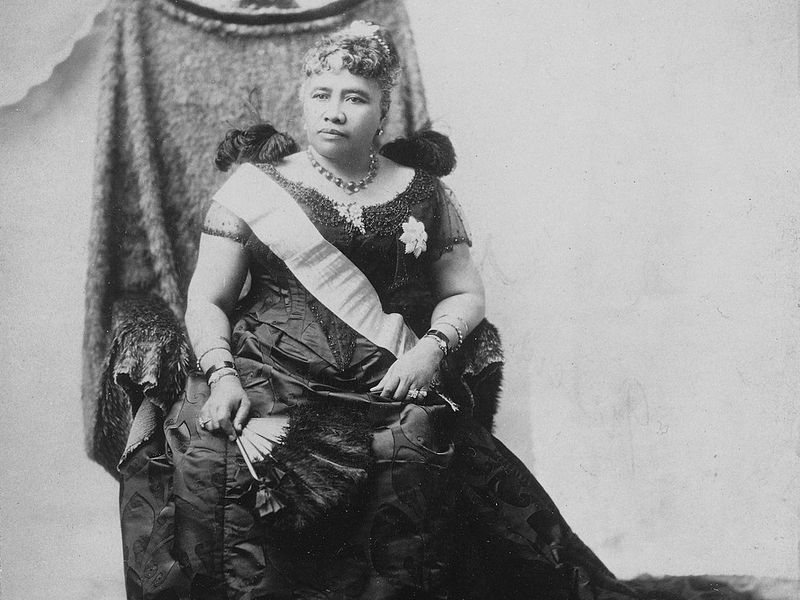 Picture of Queen Liliuokalani